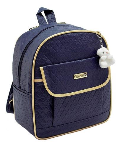 kit bolsa maternidade com mochila menina/menino