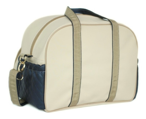 kit bolsa maternidade com nome bebe menina menino + trocador
