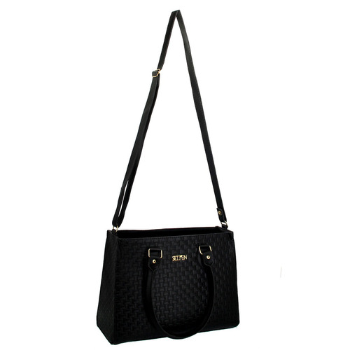 kit bolsas femininas baú e flat com carteira e frete grátis
