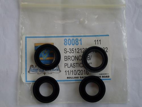 kit bomba d freno bronco bomba plastica 1pulgada(codigo111)