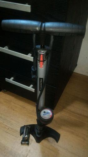 kit bomba de ar + ferramentas para bicicleta