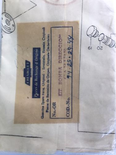 kit bomba dirección de caribe