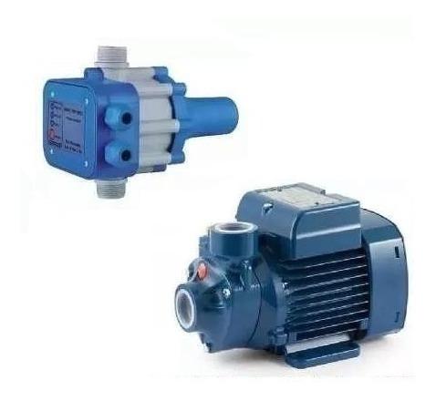 kit bomba presion agua  1/2 hp + controlador casa hogar  tyt