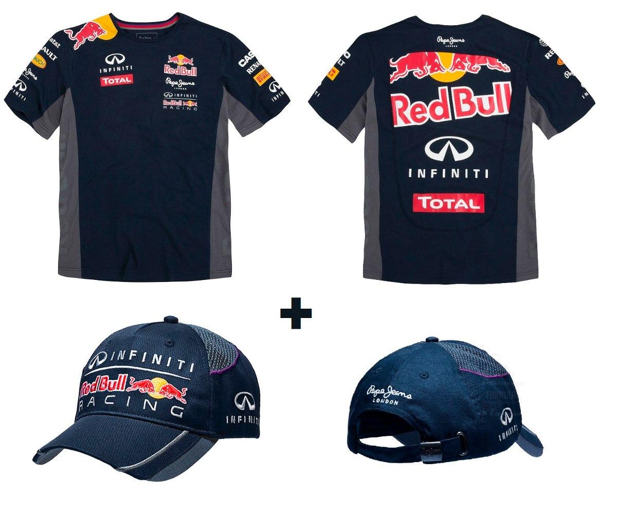 ... camiseta red bull racing formula 1 100% originais. Carregando zoom. 286001d2934