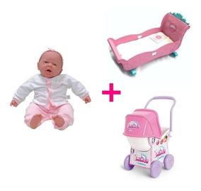 3cb122f7a15c Berco Desmontavel Para Bebe Reborn - Bonecas e Acessórios no Mercado Livre  Brasil