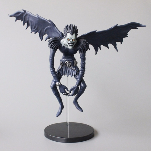 kit bonecos death note  action figure 6 unidades