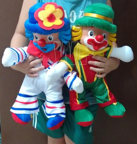 kit bonecos patati  patatá + brinde!
