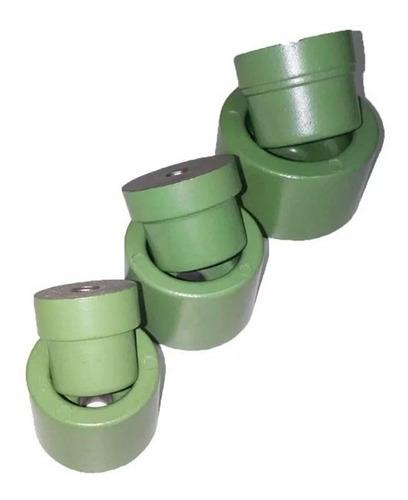 kit boquillas termofusión 1/2  3/4  y 1  agua + llave allen