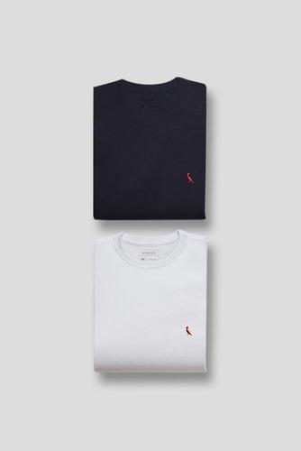 kit bordado camisetas pica pau brasa reserva