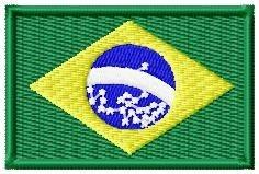 Kit Bordados Bombeiro Civil - Uniforme   Farda - R  38 161d704f673