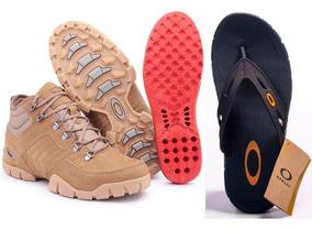 01af42ba04a3d Mocassim Masculino Café De Couro Shoestock Chinelos - Calçados ...