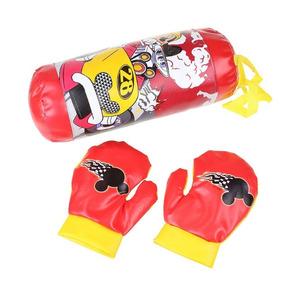 ac27de842 Saco De Boxe Para Crianca Com Luva - Esportes e Fitness no Mercado Livre  Brasil