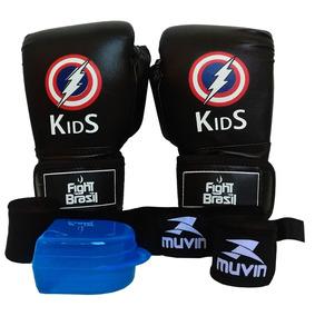 5d6a3753b Luva De Muay Thai Infantil Para Menina no Mercado Livre Brasil