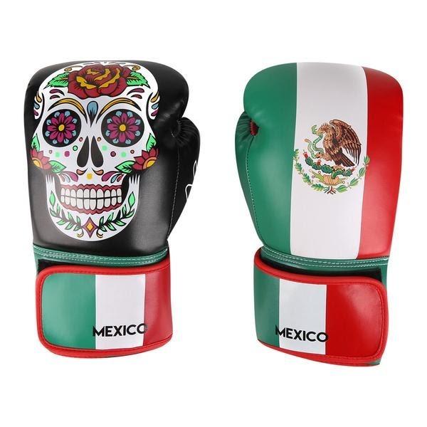b749b88cd Kit Boxe Muay Thai Naja Países México Luva Prot Band - R  139