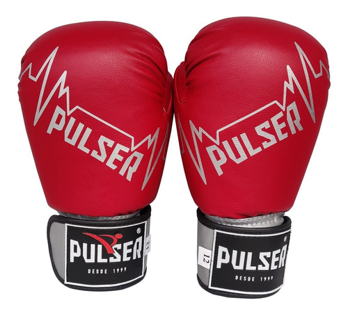 kit boxe muay thai treino luva 12 band bucal thunder pulser