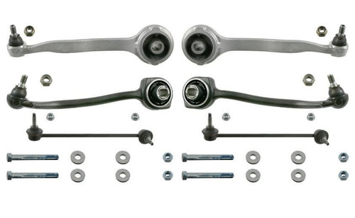 kit braço suspensão mercedes benz c200 kompressor