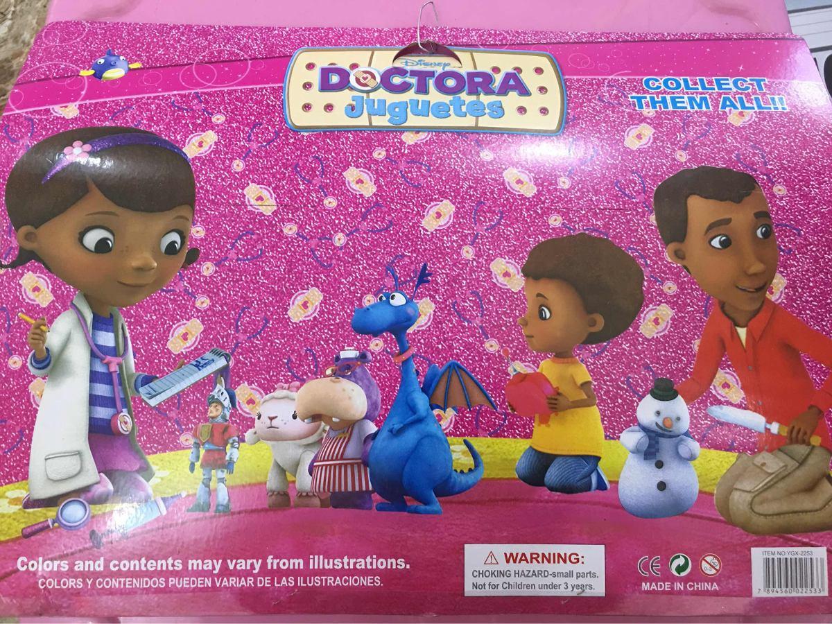 Kit Brinquedo Dra Brinquedos R 35 00 Em Mercado Livre