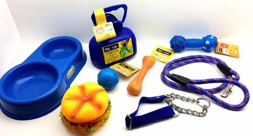 kit brinquedos cachorros