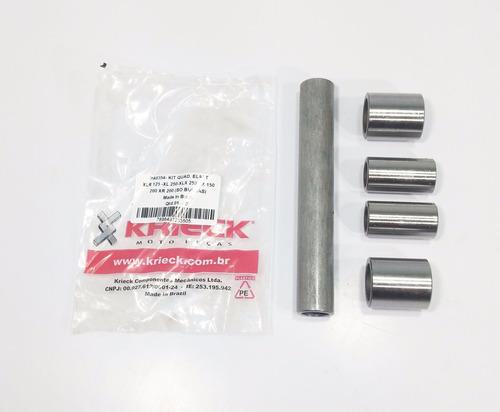 kit bucha quadro elastico nx150 bros/xr200/xlr125-250/xlx250