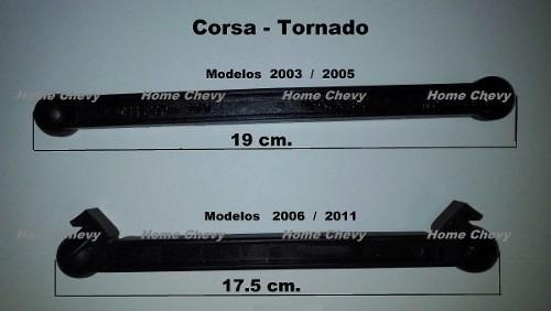 kit bujes varillaje para corsa-tornado 05/ 10
