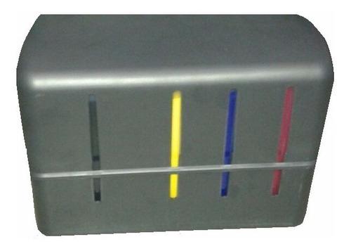 kit bulk ink luxo 2500ml reservatório para impressoras