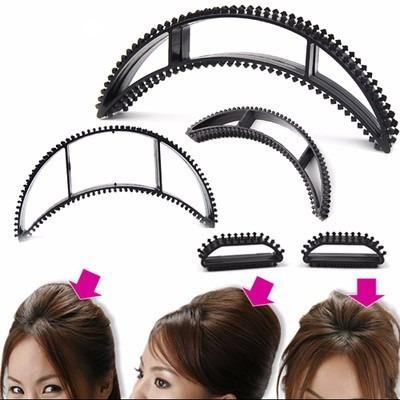 kit bumpits 5 peças topete penteados volume pronta entrega