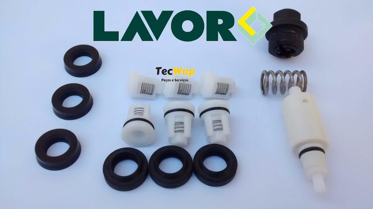 56a5c097d99 Kit By Pass + Kit Reparos Para Lavadora Alta Pressão Lavor - R  159 ...