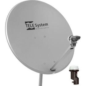 Kit C/  Duas Antena Mini Parabólica 60cm  (leia A Descrição)