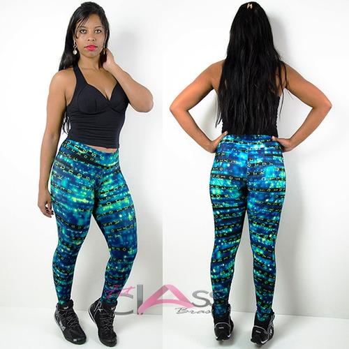 kit c/ 10 calças legging suplex| roupas moda fitness atacado