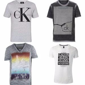 Kit C  10 Camisetas Camisas Masculinas Promoção Valida Hoje - R  90 ... 7a8009f28df