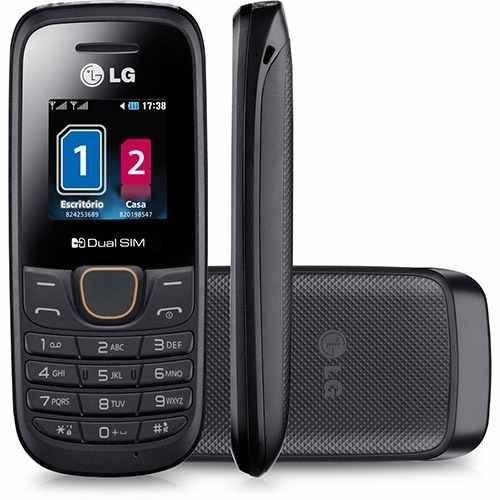 kit c/ 10 celulares lg a275 dual chip - promoção