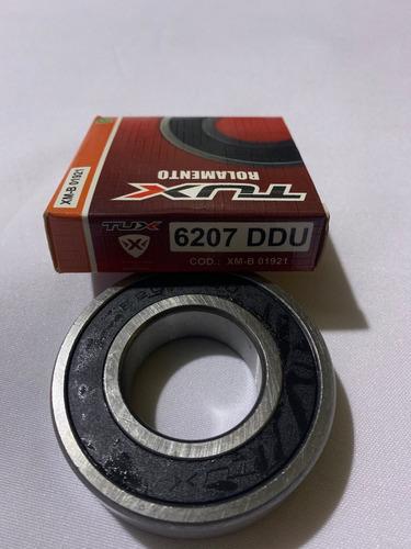 kit c/ 10 rolamento 6207 ddu 35x72x17