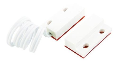 kit c/ 10 sensores magnéticos de abertura - stilus