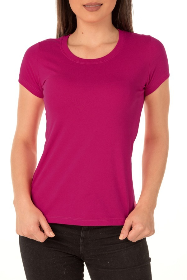 bdd05be001 ... camiseta feminina baby look colorida p  sublimação. Carregando zoom.
