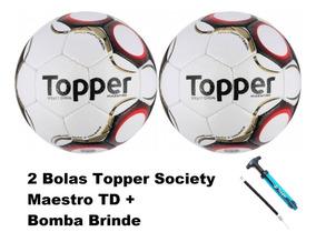 0a81ee43a7 Bola Topper Maestro - Bolas Topper com Ofertas Incríveis no Mercado Livre  Brasil