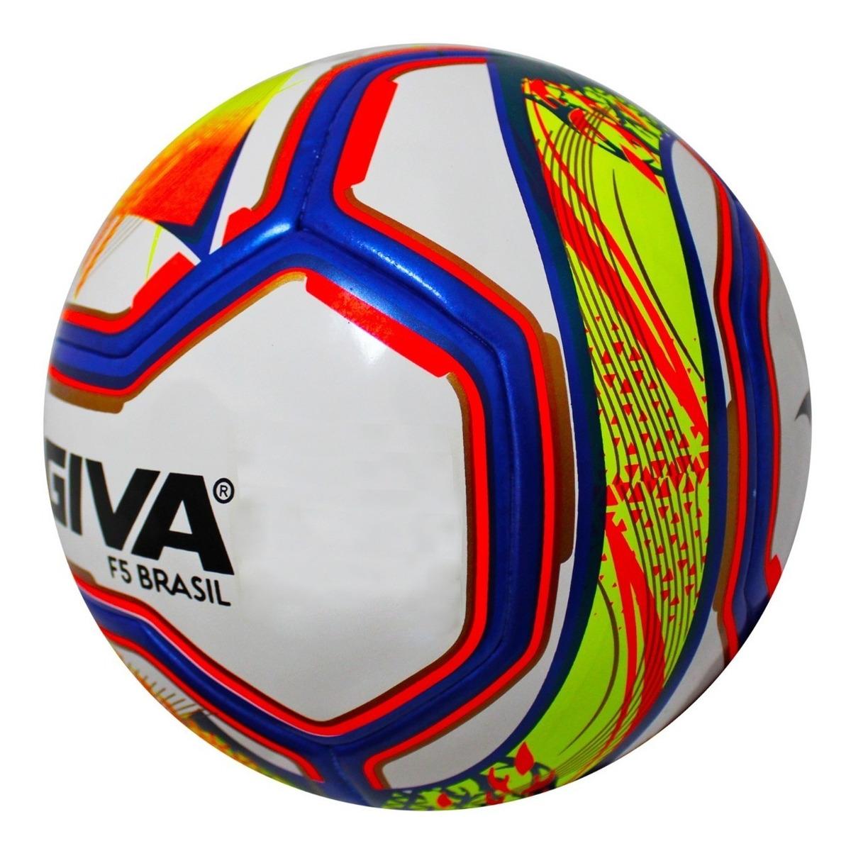 1ec48bd24f68d kit c 2 bolas futsal kagiva f5 pro x + brinde bomba de ar. Carregando zoom.
