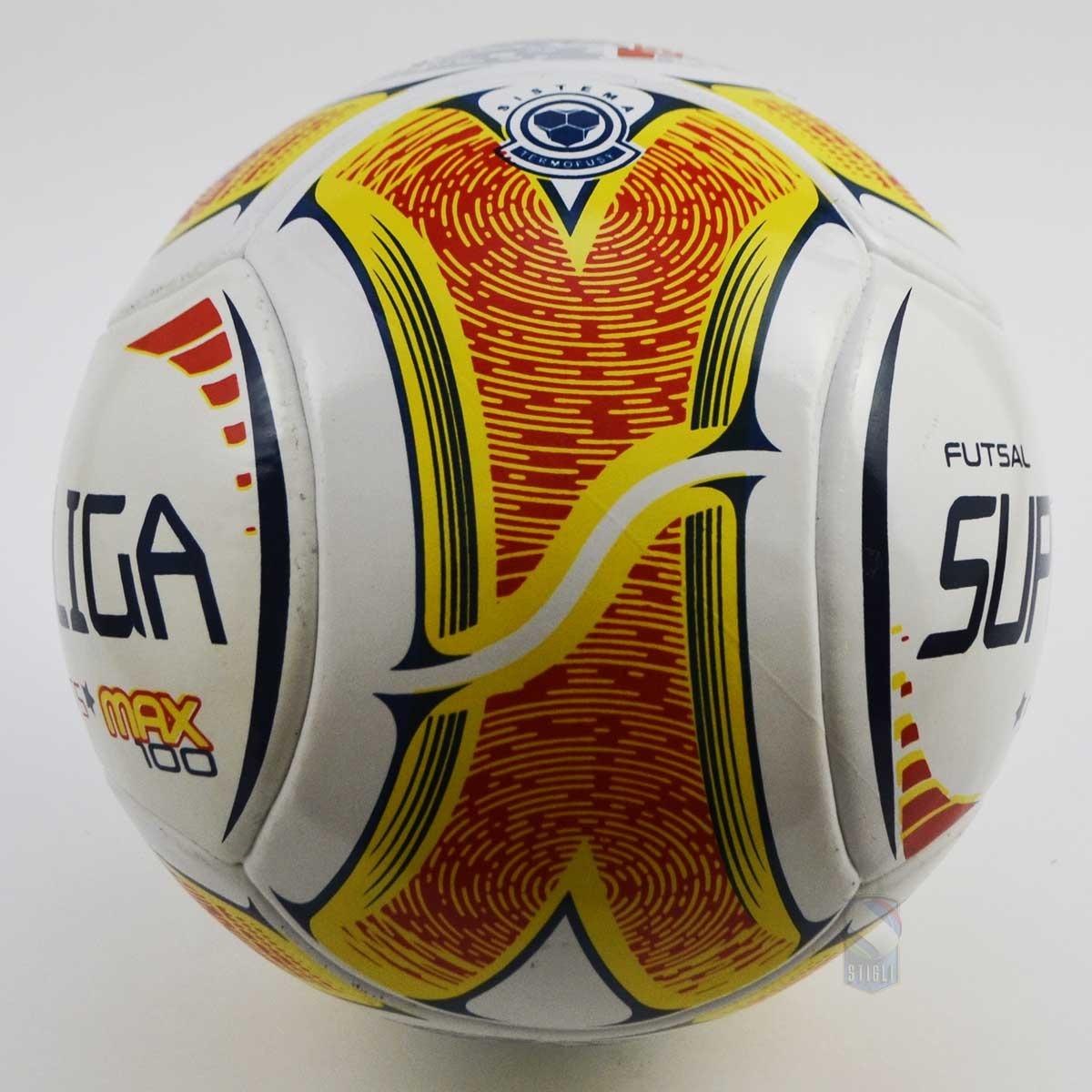 863f4b4e052e4 ... bolas termofusion infantil max 100 superliga futsal. Carregando zoom.