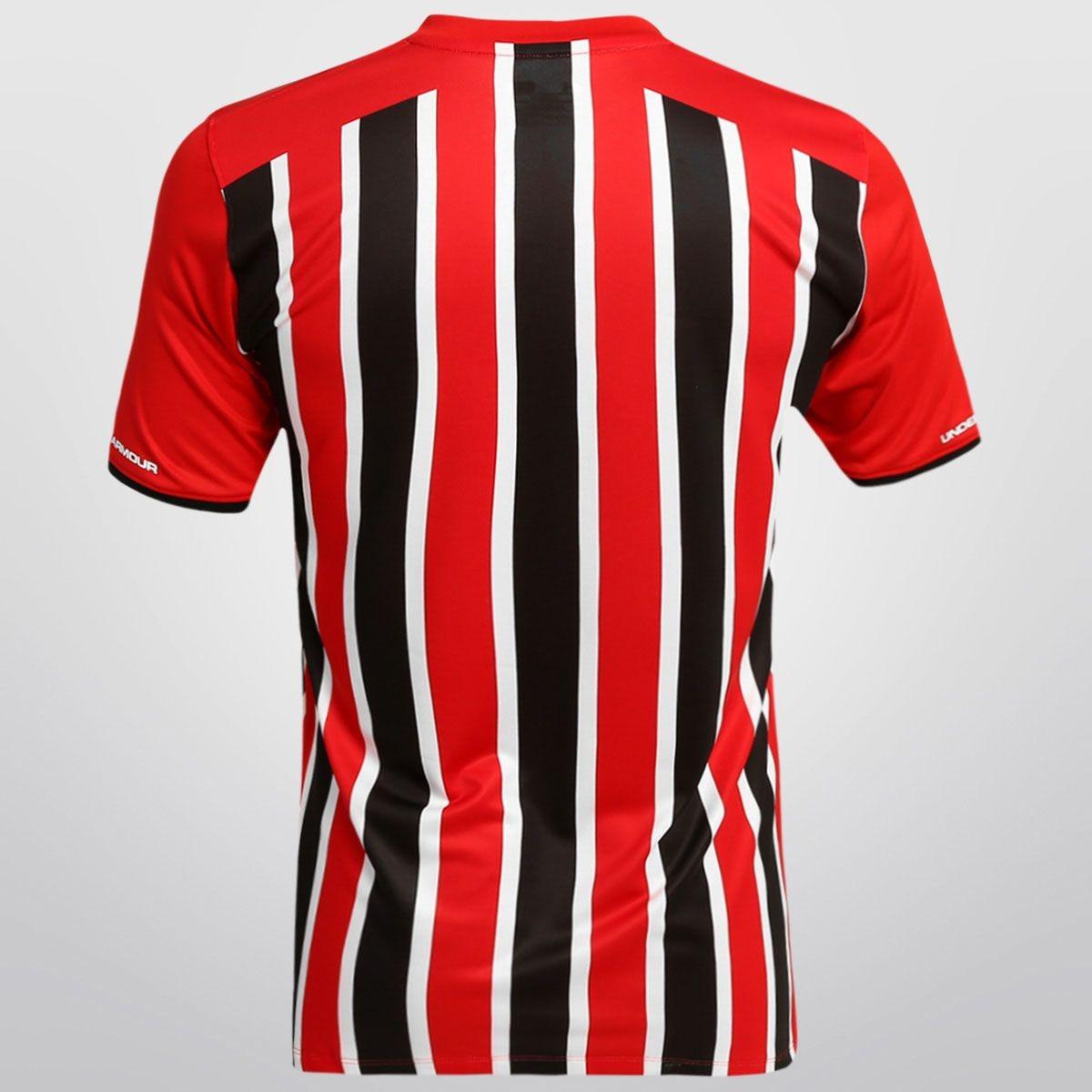 50a0c6099 kit c  2 camisas são paulo under armor 1 e 2 15 16 s. Carregando zoom.