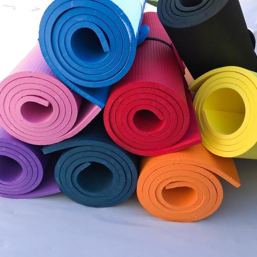 kit c/ 2 unid tapete eva 180cmx53cmx10mm yoga ginástica