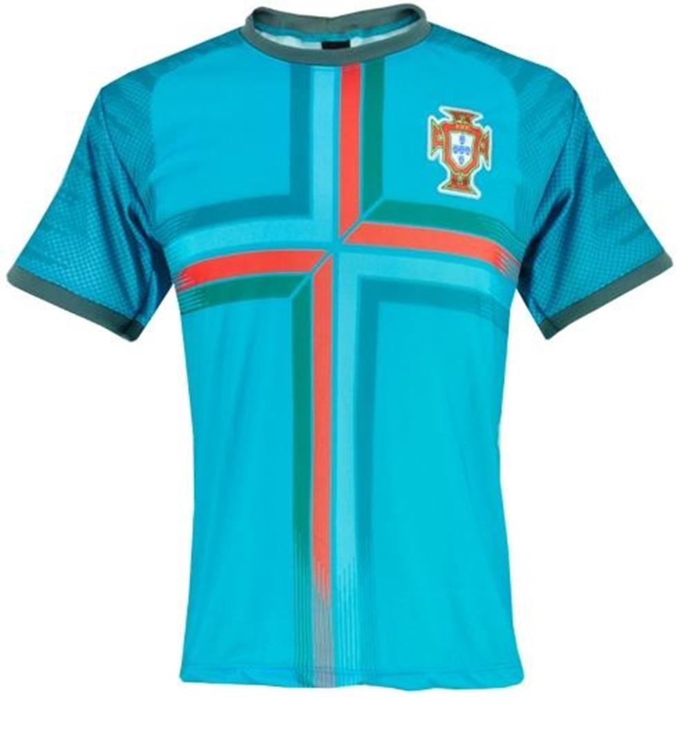 e09657ca67 Kit C/ 20 Camisetas Times Europeu Nacional Seleções - R$ 379,00 em ...