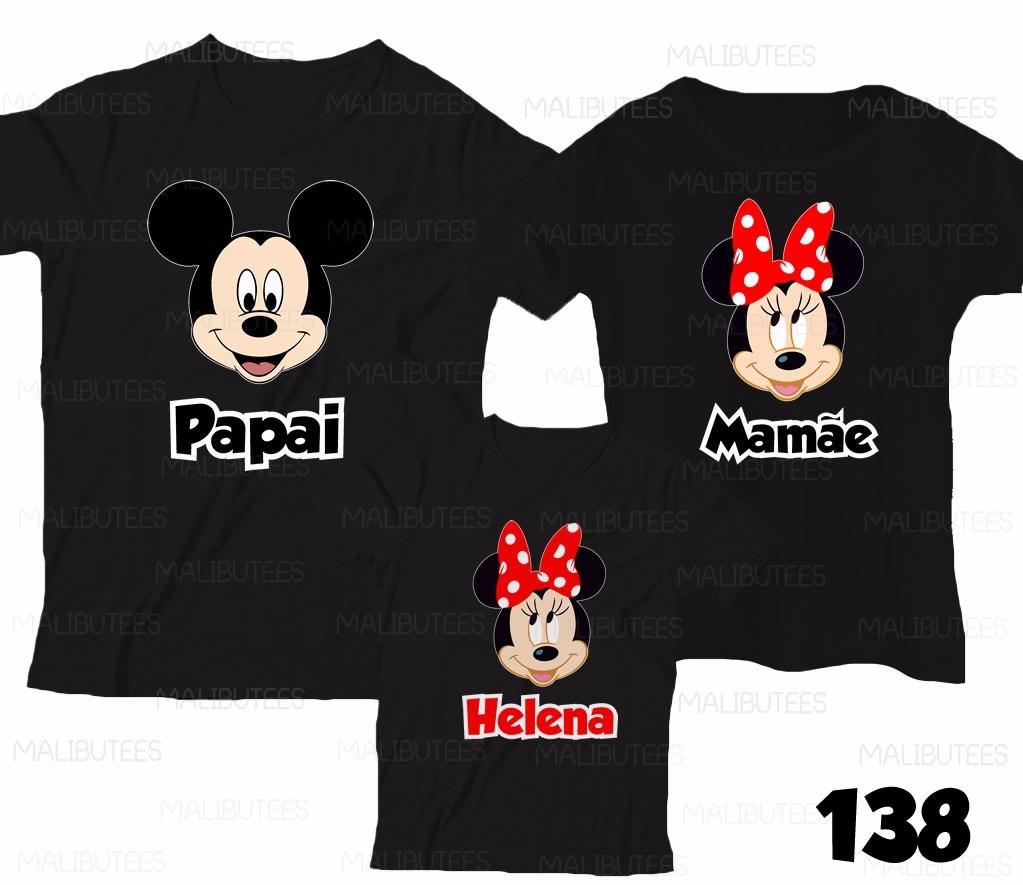 715b38a8e ... camisetas minnie e mickey aniversário disney 138. Carregando zoom.