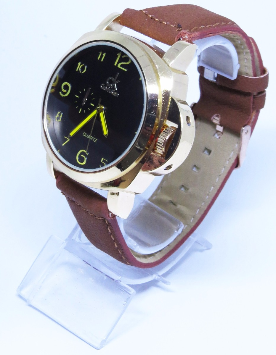 1b3c32d96b6 Kit C  3 Relógios Masculino Ck + Caixas + Brindes Promoção - R  184 ...