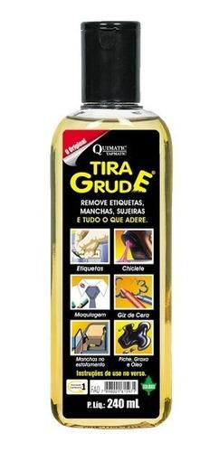 kit c/ 3 tira grude 240ml remove pasta térmica