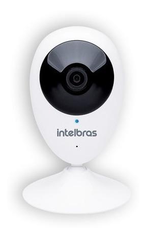 kit c/ 4 camera intelbras ic3 interna hd