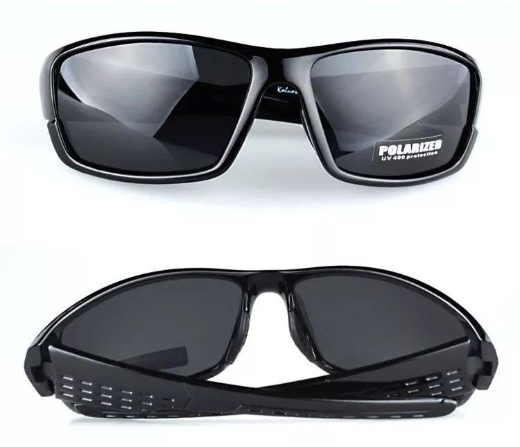 b8875bac510e9 Kit C 4 Óculos De Sol Polarizado P Pesca Caça Ciclismo Etc - R  159 ...
