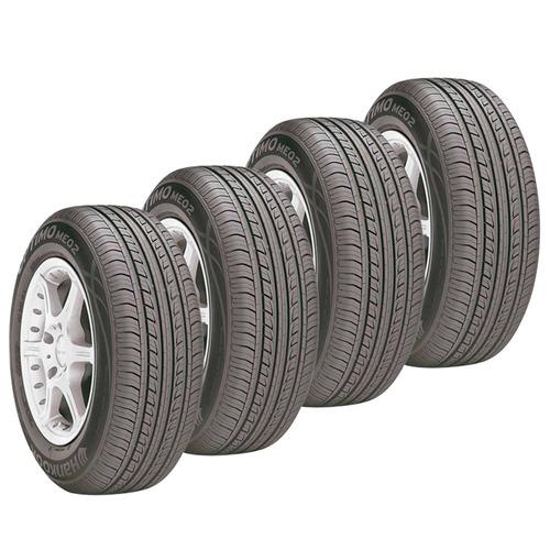 kit c/ 4 pneus aro 14 175/70r14 84 optimo me02 k424 -hankook
