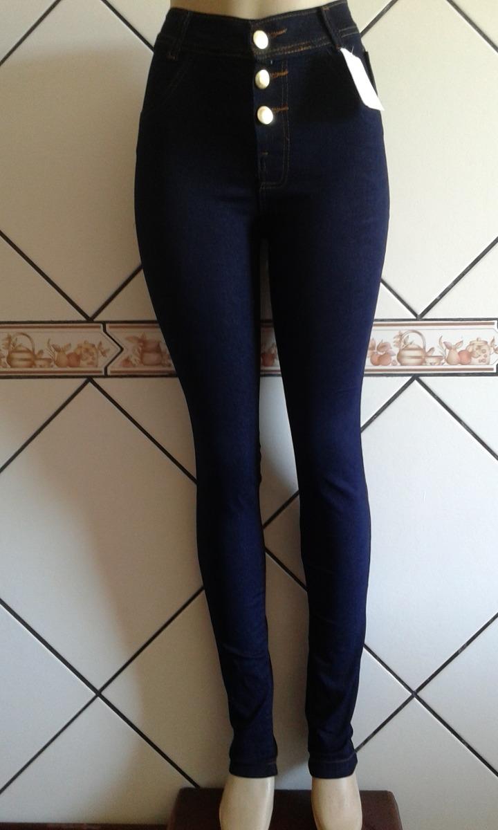 3ba8b53ee Kit C  5 Calças Jeans A Preço Do Brás Com Lycra Cintura Alta - R ...