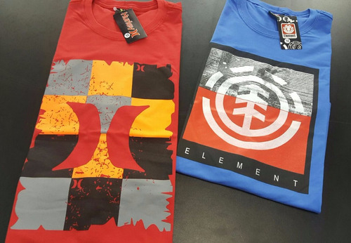 kit c/ 5 camisetas masculinas atacado