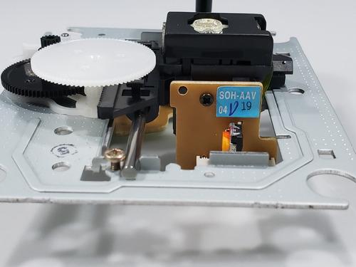 kit c/ 5 leitor ótico c/mecanica soh-aav = soh-ad5 e kss213