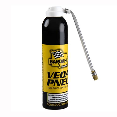 kit c/ 5 peças reparador instantâneo de pneu para carro moto